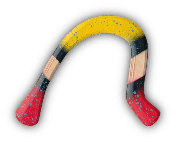 warnung bumerang bzw bumerangs kaufen beim bumerang projekt. Black Bedroom Furniture Sets. Home Design Ideas